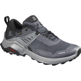 Salomon X Raise GTX Sko Damer, ebony/black/quiet shade